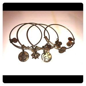 Alex and Ani Bracelets (bundle or individually)